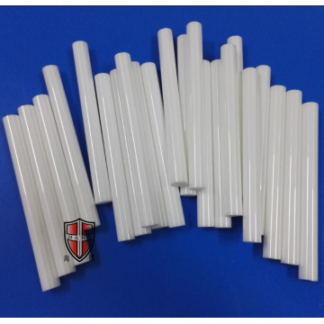 polished zirconia ceramic rods needles insulating OEM
