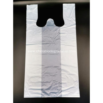 Corn Starch Biodegradable Shopping New Compostable Bag