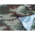Knitting Camouflage Polyester Fabric for T-shirt