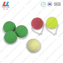 ODM for Durable Bath Sponge Circle Little Bathing Sponge Item export to Indonesia Manufacturer