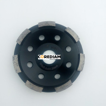 105mm Single Row Grinding Cup Wheel