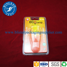 Clear Plastic Blister Clamshell Packaging for Electronic Parts