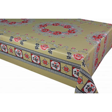 Elegant Tablecloth with Non woven backing India Online