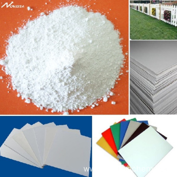 Chinese PVC Sheet Non-Toxic Stabilizers Factory