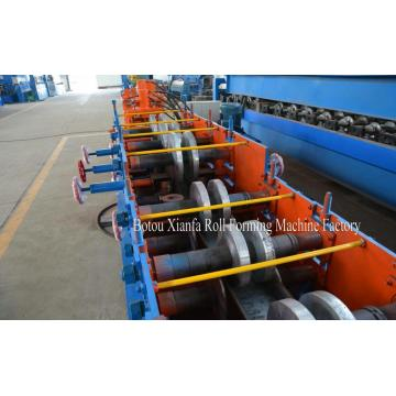 Hydraulic Cut  Z Purlin Roll Forming Machine