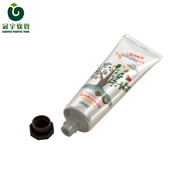60g cosmetic aluminum-plastic tube for hand cream packaging