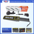 Portable handheld metal detector with high sensitivity