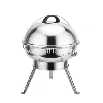 Lightweight Stainless Steel Barbecue Grill For Outdoor
