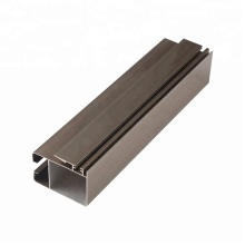 aluminun interlock profile for sliding window system