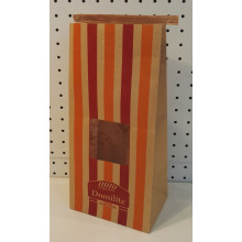 Tin tie coffee bags wholesale
