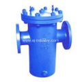 Cast Steel Basket Strainers