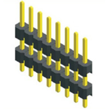 2.54mm Pin Header Double Plastic Connector
