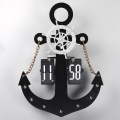 Giant Anchor-shape Flip Clock