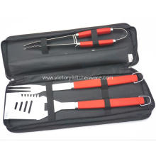 Garden camping barbecue tool set