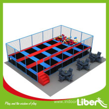 Free sample for Indoor Trampoline Park CE Approved High Quality Trampoline Exercise  for Kids export to Sudan Manufacturer