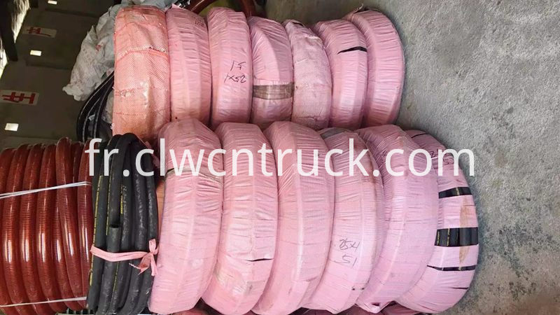 high pressure oil pipe