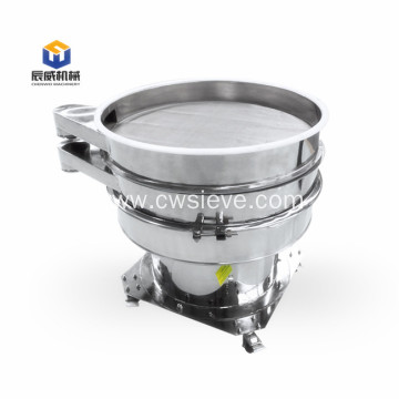 316l circular vibrating screen filter for separation
