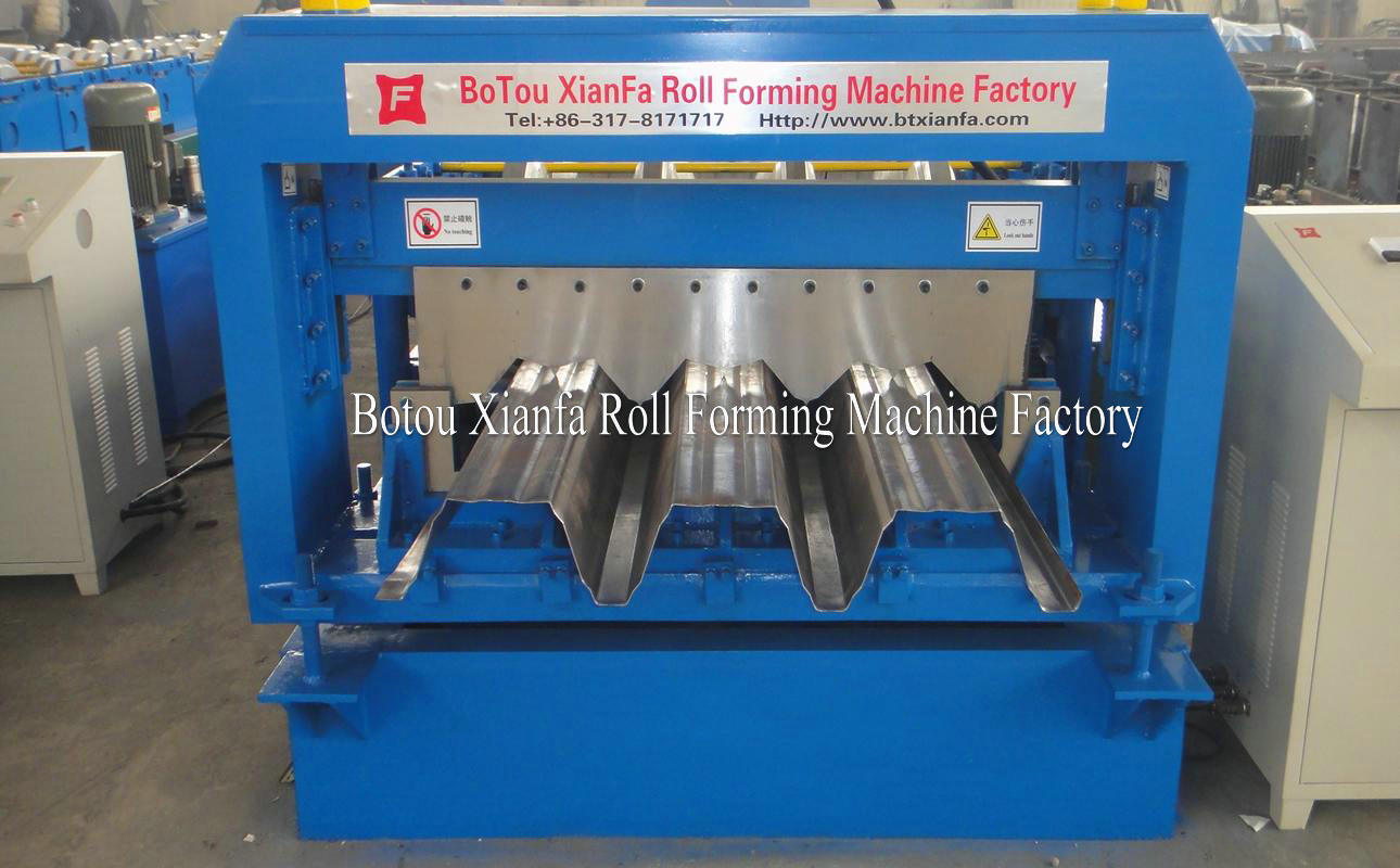floor board roll forming machine