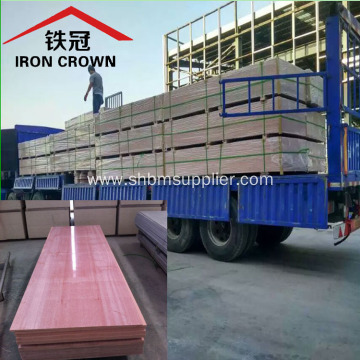 Fiberglass Reinforced Insulated Fireproof 10mm MgO Board