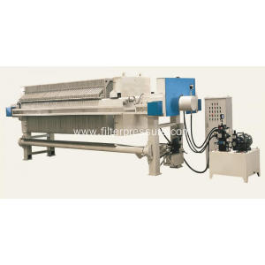Automatic Wash Stainless Steel Filter Press For Pharmacy