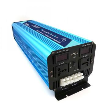5000W Power Inverter for Uninterrupted Power Supply
