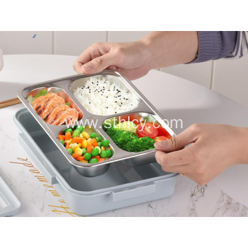 304 Stainless Steel Insulated Lunch Box Lunch Box