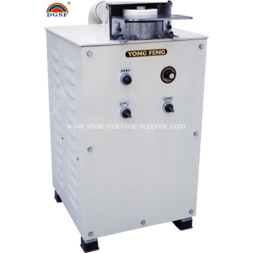 China for Leather Belt Making Machine,Leather Belt Cutting Machine,Leather Sewing Machine Manufacturers and Suppliers in China Leather Belt Single Side Grinding Machine YF-09 supply to Italy Supplier