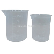 Plastic Class A volumetric flask mould