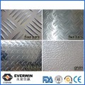 Aluminium Tread Plate Five Bars With Different Alloy