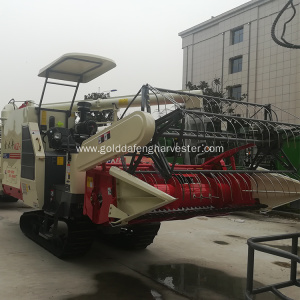 factory sale multi-function rice harvester for Nigeria