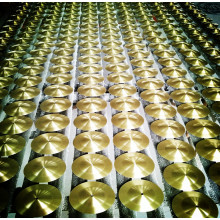 Best Quality for China Brass Cymbals,Copper Cymbals,H68 Brass Cymbals Supplier Chinese  Instruments Finger Cymbals For Sale supply to Chile Factories