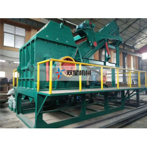 Heavy Hot sale Mobile impact crusher plant