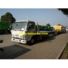 5 MT ISUZU Flatbed Wrecker Tow Trucks