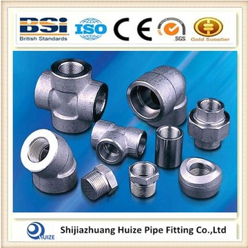 threaded half and full coupling