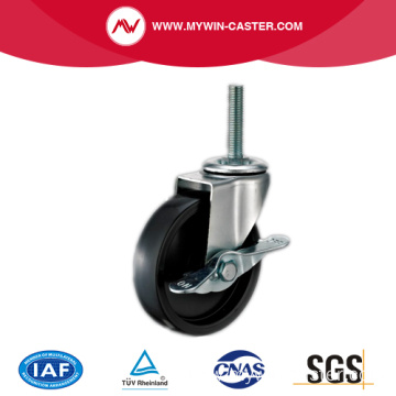 Threaded Stem Light Duty Caster