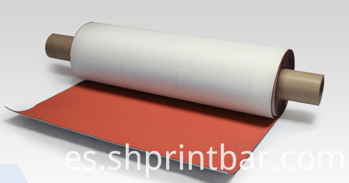 UV Rubber Blanket for Offset Printing