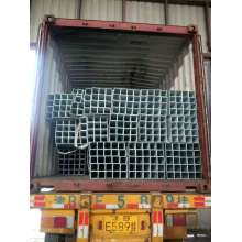 Hot sale reasonable price for China Square Tube, Steel Square, Rectangular Pipe And Square Pipe Manufacturer Best Price Rectangular Square Pipe Hollow Section export to Sri Lanka Manufacturer