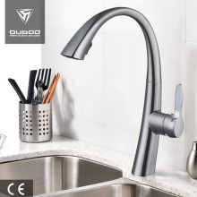 Hot Cold Water Utility Sink Pull-Out Faucet Taps