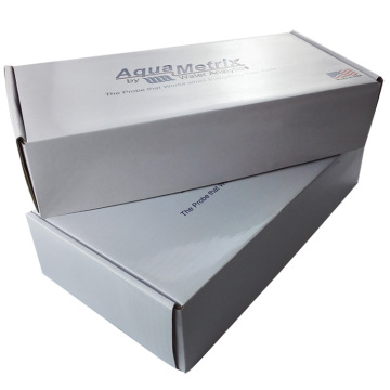 Customized carton shipping box mail box postage box
