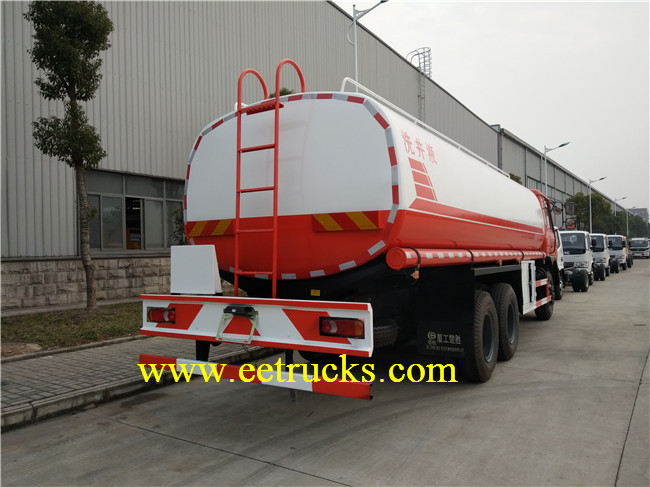 Washing Fluid Trucks