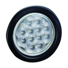 "4"" Truck Trailer Round Reverse Light Rubber"