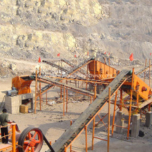 Mini Sand Making Machine Complete Quarry Crushing Plant