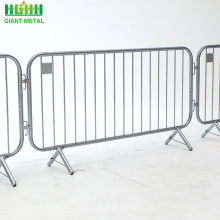 Temporary Fence Crowd Control Barriers 304 Stainless Steel