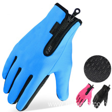 Customized for Multi-Color Scooter Gloves Electric Scooter Screen Touch finger Gloves export to France Metropolitan Exporter