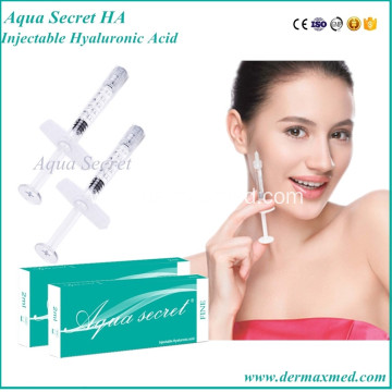 High Quality Injectable Fillers for The Face