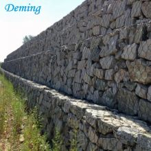 China OEM for Gabion Basket Factory Supply PVC Coated Gabion Mesh Mattress Reno export to Burkina Faso Manufacturers