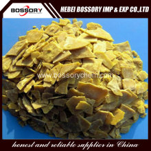 Factory directly sale for Sodium Hydrosulfide Yellow Flakes Sodium Hydrosulfide CAS NO.16721-80-5 Dyeing Industry supply to Spain Factories