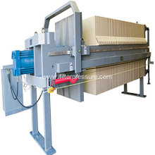 Hydraulic Kaolin Plate Frame Filter Press