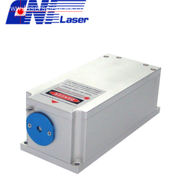 Low Noise Yellow Solid State Laser at 577nm