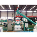 Europe Standard Wood Sawdust Pellet Mill Production Line